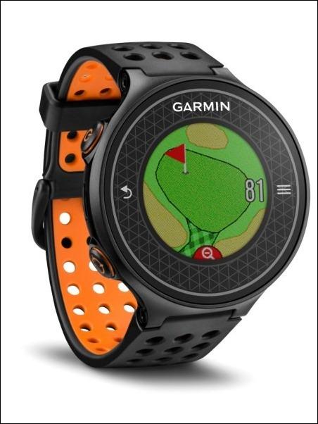 Garmin Approach S6, el reloj inteligente para jugar a golf con pantalla a todo color