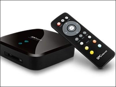 SPC-TV Box Smartee Dual Core