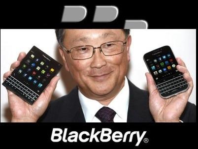 BlackBerry planea lanzar un smartphone que se autodestruye