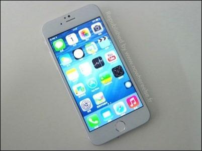 "Lanzan en China un ""clon"" del iPhone 6"