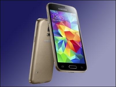 Samsung presenta oficialmente el Galaxy S5 mini
