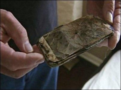 Samsung Galaxy S4 explotó y se incendió al lado de la propietaria