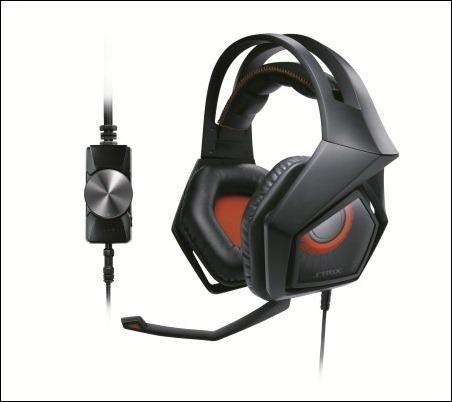 strix pro gaming headset