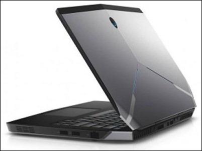 Dell Alienware 13, un potente portátil para gamers
