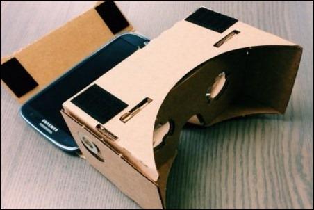Google trabaja en versión de Android destinada a la realidad virtual