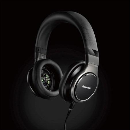 """Panasonic presenta sus auriculares """"High Definition Audio"""""""