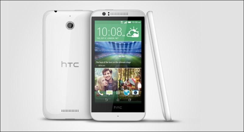 HTC Desire 510: El smartphone 4G de 64 bits para todos los bolsillos