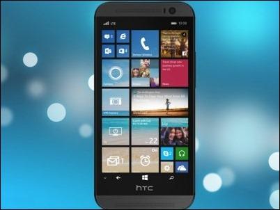 Ya es oficial: HTC presenta su nuevo móvil con Windows Phone