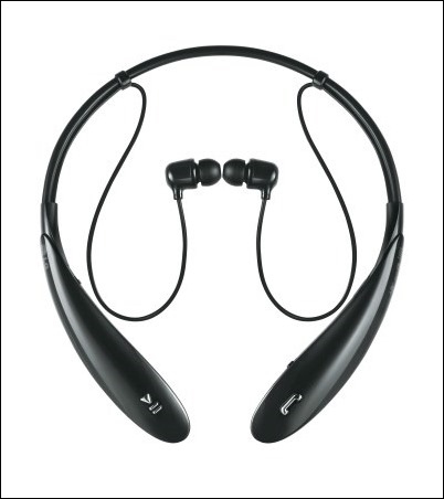 LG_Auriculares Bluetooth_Negro_MR