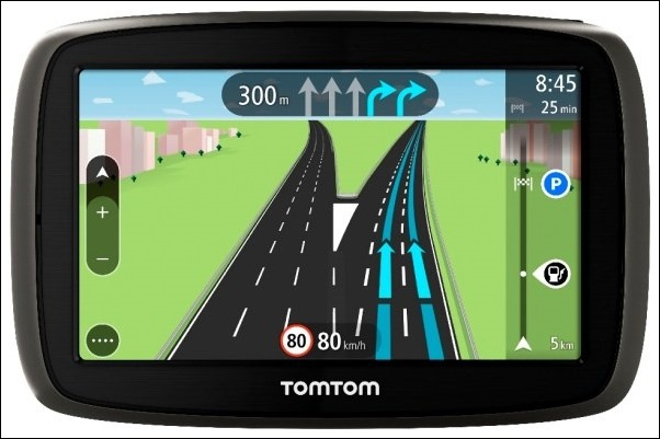 TomTom lanza MyDrive