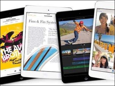 Apple prepara un iPad de 12,9 pulgadas para el 2015