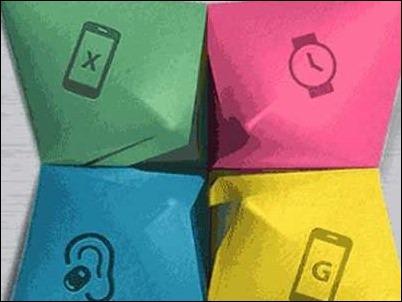 Motorola presentará su reloj inteligente el 4 de septiembre