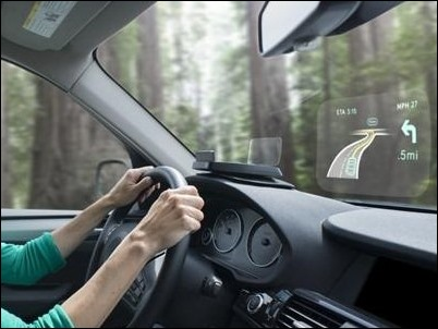 Navdy: las Google Glass para coches