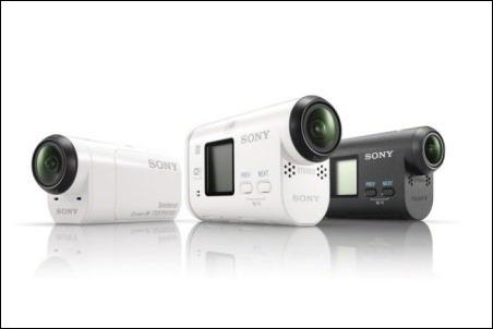 #IFA2014: Action Cam Mini de Sony, ahora más pequeña pero más potente
