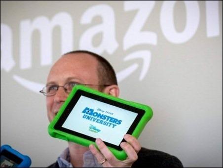 Amazon renueva su Kindle Fire HDX