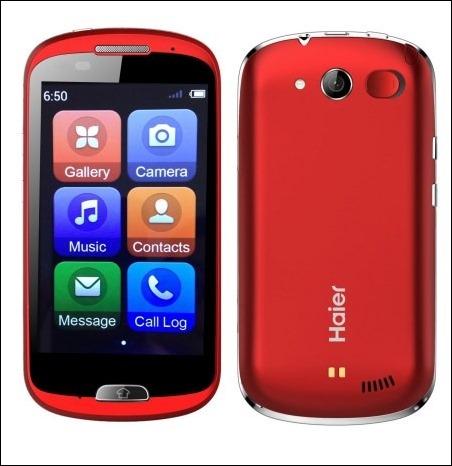 HaierPhone_E-Zy A6