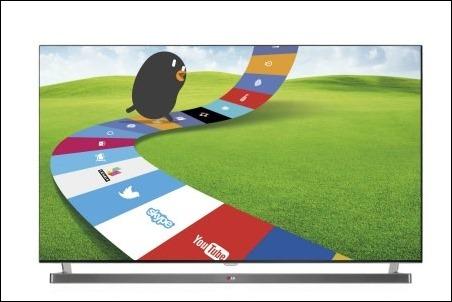 #IFA2014: TVs 4K de LG, más inteligentes con WebOS