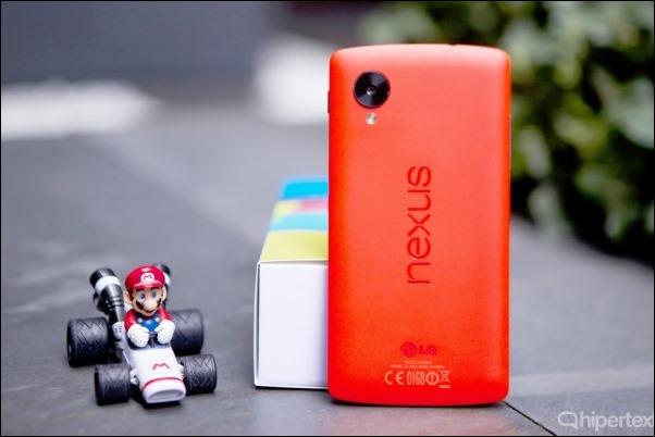 Estas serán las característica del Nexus 6