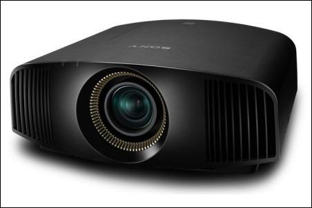 Nuevo Proyector para Home Cinema 4K de Sony