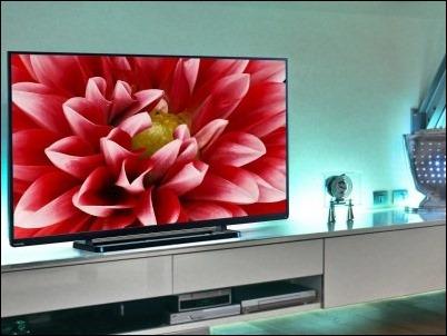 TV Toshiba L24, FullHD y con grabación de la programación en disco duro integrado.