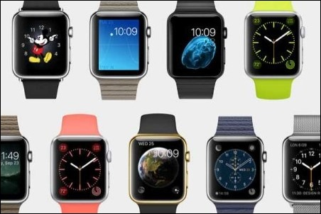Los componentes del Apple Watch cuestan 81,20 dólares