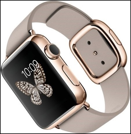 El Apple Watch de lujo costará 5000 dólares