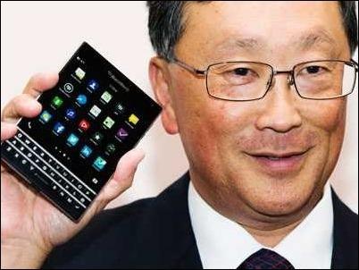 Lenovo podría comprar a BlackBerry esta semana