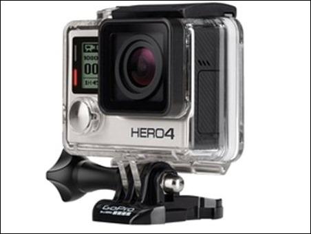 La nuevas cámaras de acción GoPro, ya disponible en preventa en Amazon.es