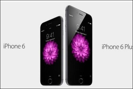 Las ventas del iPhone 6 multiplican por tres las del iPhone 6 plus