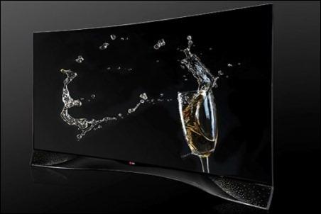 #IFA2014: LG y Swarovski crean una TV OLED de lujo