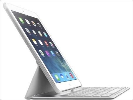 QODE Ultimate Pro, el nuevo teclado para iPad Air de Belkin