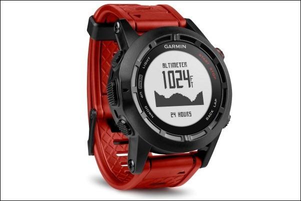 """""""Fēnix 2 Special Edition"""", el reloj con GPS de Garmin se actualiza"""