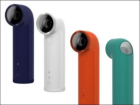 HTC RE: una pequeña gran cámara de acción
