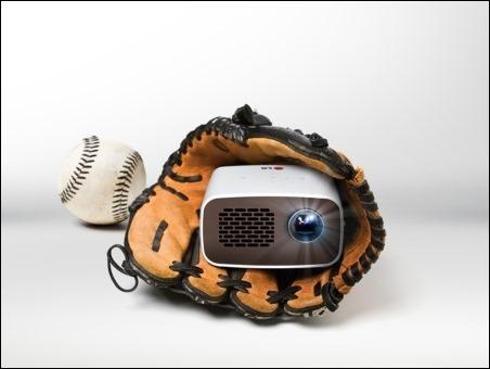 Mini proyector portátil LG HD Mini Beam… el cine en cualquier parte