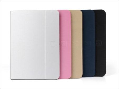 Filo, la funda rígida tipo libro para el iPad 2 Air