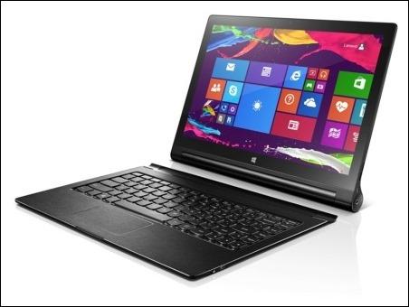 YOGA Tablet 2 with Windows - keyboard