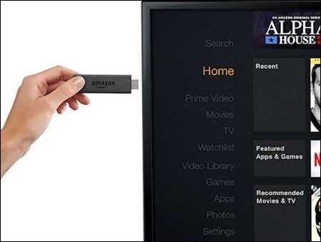 amazon-Fire TV Stick