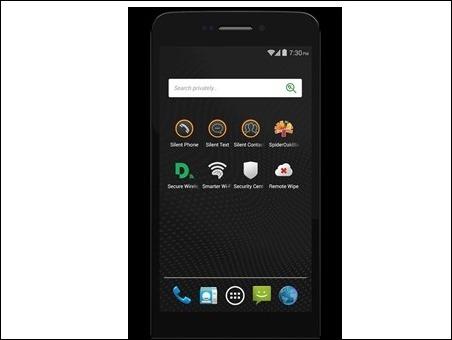 Blackphone actualiza su sistema operativo a PrivatOS 1.0.5