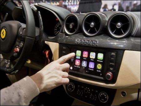 Controla tu coche a distancia con el iPhone y CarPlay