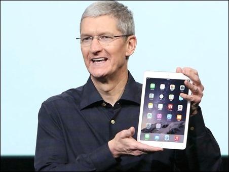 iPad Air 2, la batería dura menos de lo anunciado