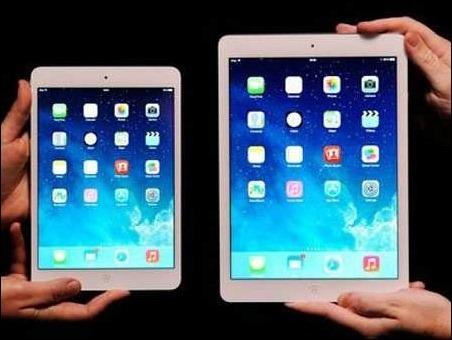 Los nuevos iPad tendrán TouchID y estará disponible en dorado