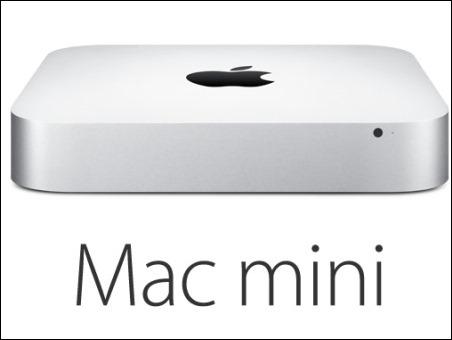 Apple actualiza el Mac Mini