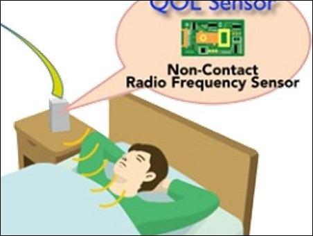 """Nintendo apuesta por la """"salud electrónica"""" con gadget para medir la calidad del sueño"""