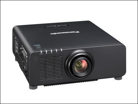 Panasonic presenta el primer proyector láser de 6.500 lúmenes del mundo
