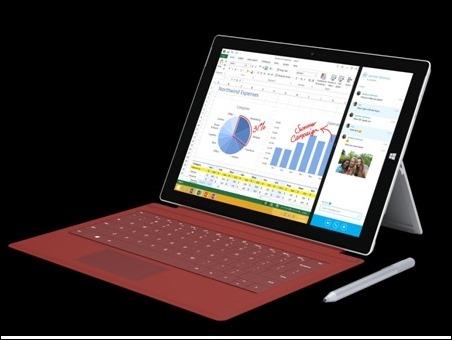 Microsoft lanza una oferta de Surface Pro 3 para las Pymes españolas