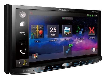 AVH-X8650BT, el car audio de Pioneer compatible con CarPlay de Apple