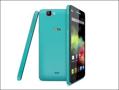Wiko_RAINBOW_4G_turquoise_compo_2