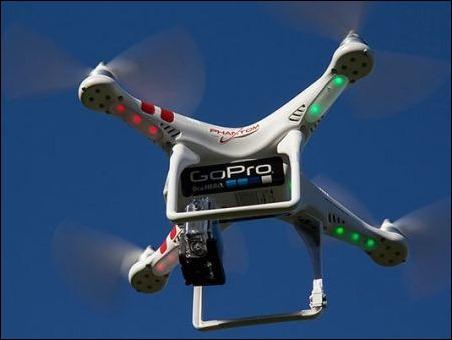 GoPro anuncia su entrada al mundo de los drones y la realidad virtual