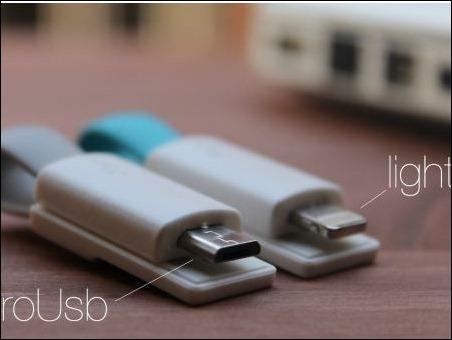 inCharge el cable para cargar teléfonos más pequeño del mundo