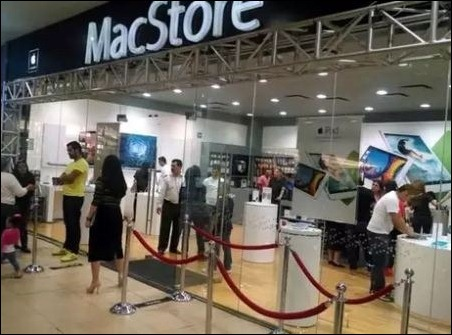 El iPhone 6 no se agota en su debut mexicano